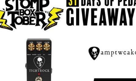 Stompboxtober Día 24: Amptweaker Tight Rock
