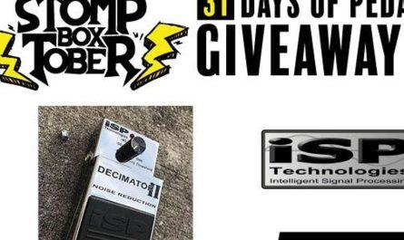 Stompboxtober Día 25: Tecnologías ISP