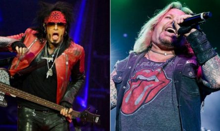 Nikki Sixx de Mötley Crüe revela detalles importantes sobre el accidente casi fatal de Vince Neil