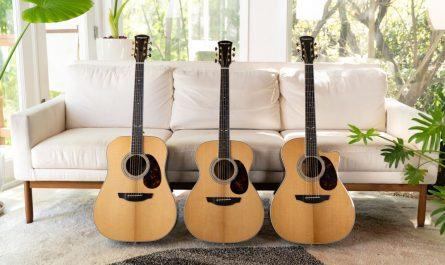 Orangewood presenta una nueva línea de guitarras acústicas Topanga de precio medio