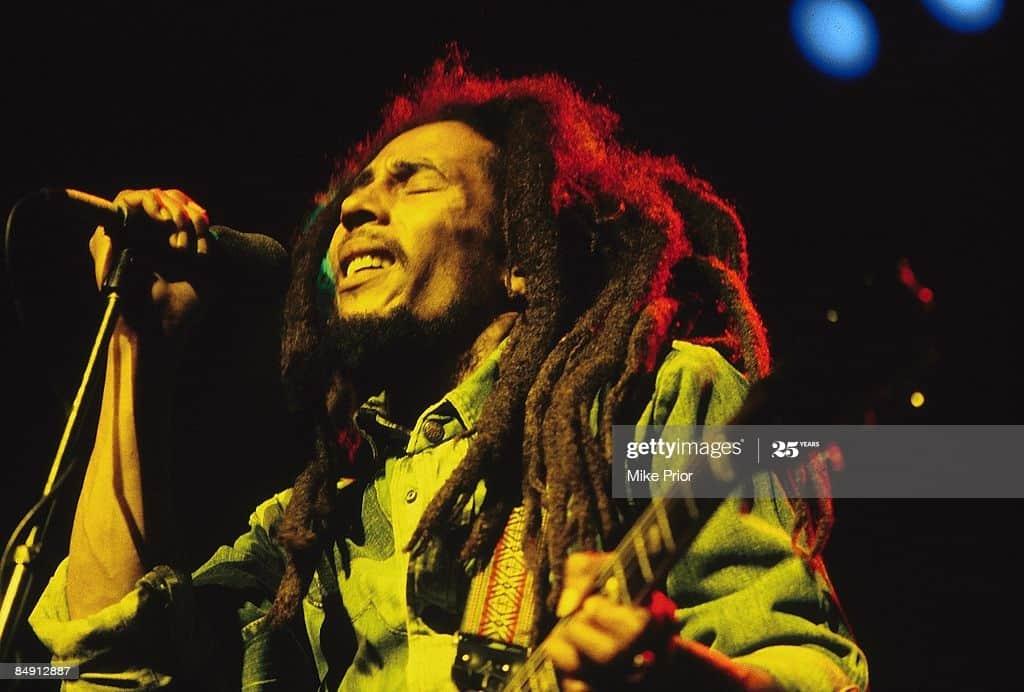 Letra y Acordes No Woman No Cry - Bob Marley