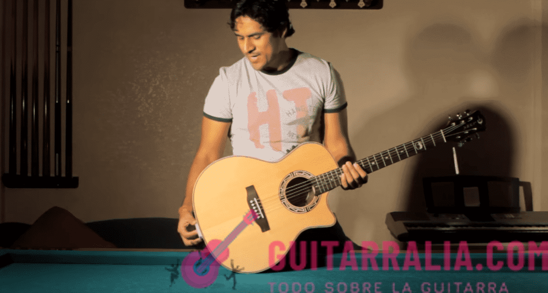 Cómo afinar una guitarra acústica ¡En 5 minutos!