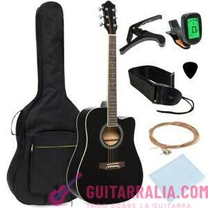 guitarra para principiantes acústica