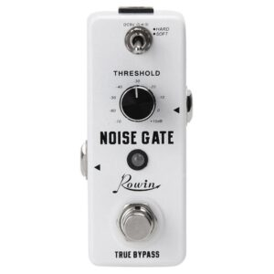 pedal de guitarra noise gate