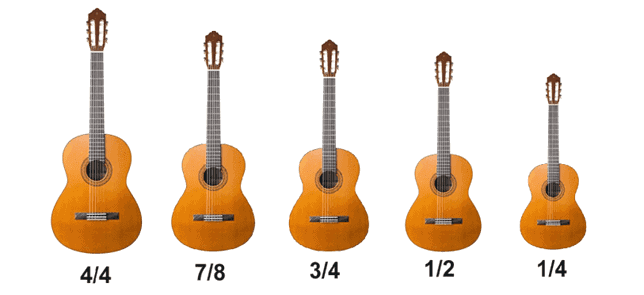 comprar una guitarra para niños